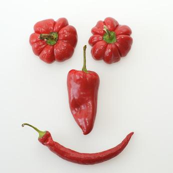 Nejpalivejsi chili papricka